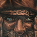 Pirate Tattoo Tattoo Design Thumbnail